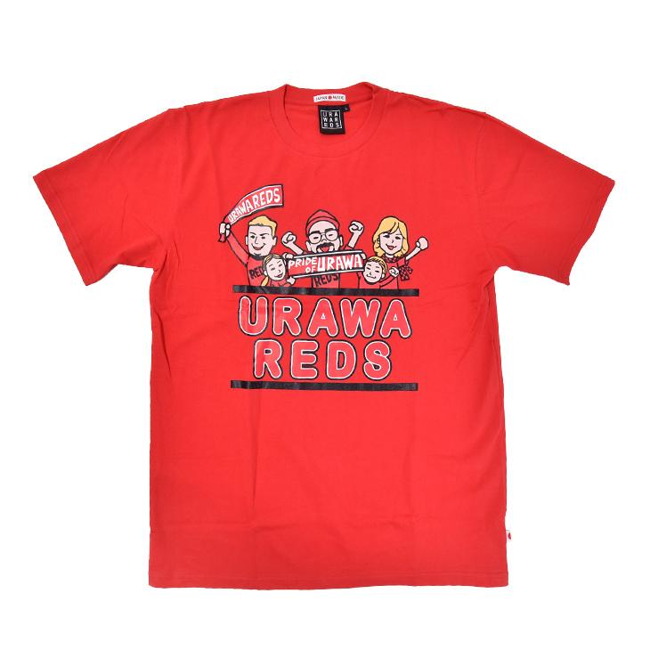 クルーネックTシャツ(サポーターI)
