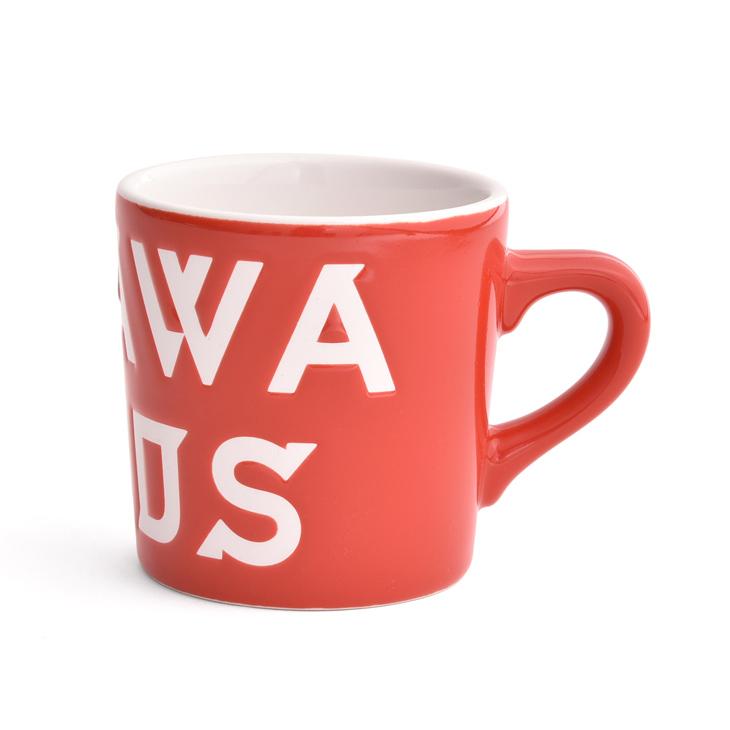 撥水マグカップ