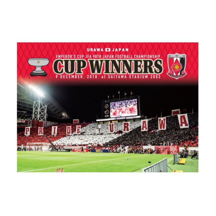 天皇杯 JFA 第98回全日本サッカー選手権大会優勝記念ジグソーパズル