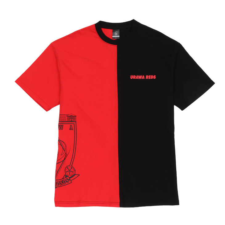 バイカラーTシャツ