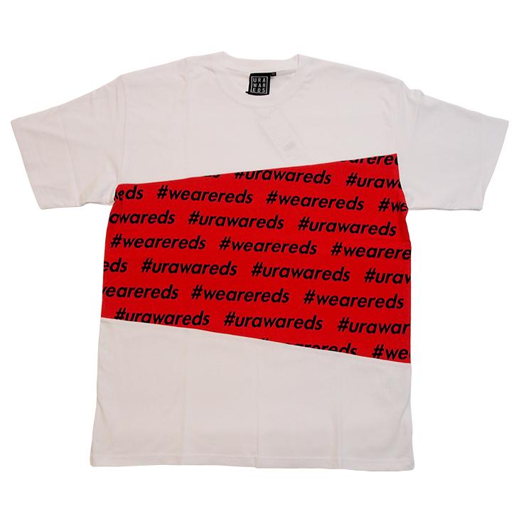 Tシャツ(#ハッシュタグ)/白