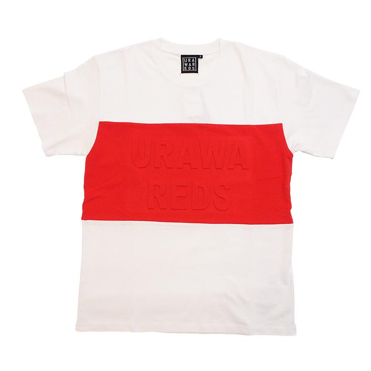 19Tシャツ(エンボス)白