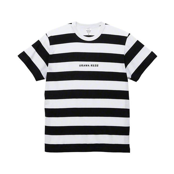 19ロゴボーダーTシャツ(細)