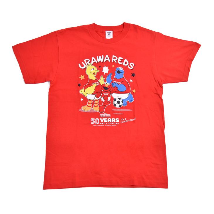 19セサミストリートTシャツ(キッズ)