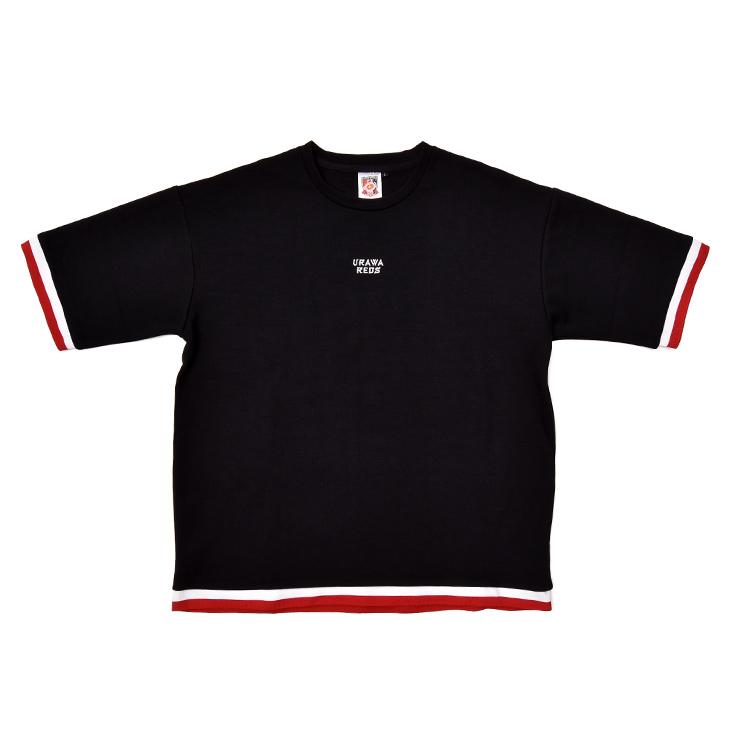 ラインビッグTシャツ(黒)