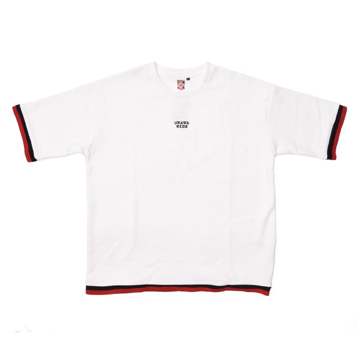 ラインビッグTシャツ(白)