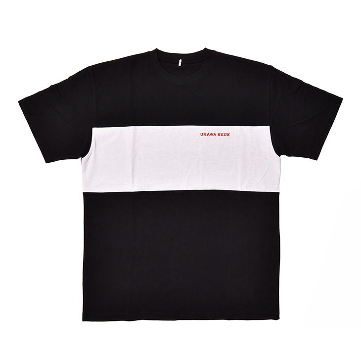 20パネルTシャツ(ロゴレッド)