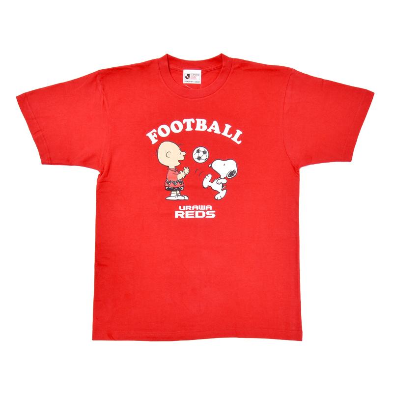 2017スヌーピーTシャツ(チャーリー&スヌーピー)/キッズ
