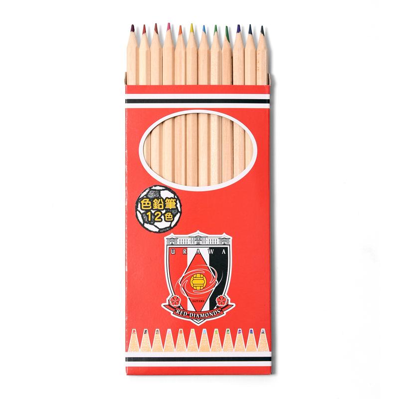 2016色鉛筆12本セット