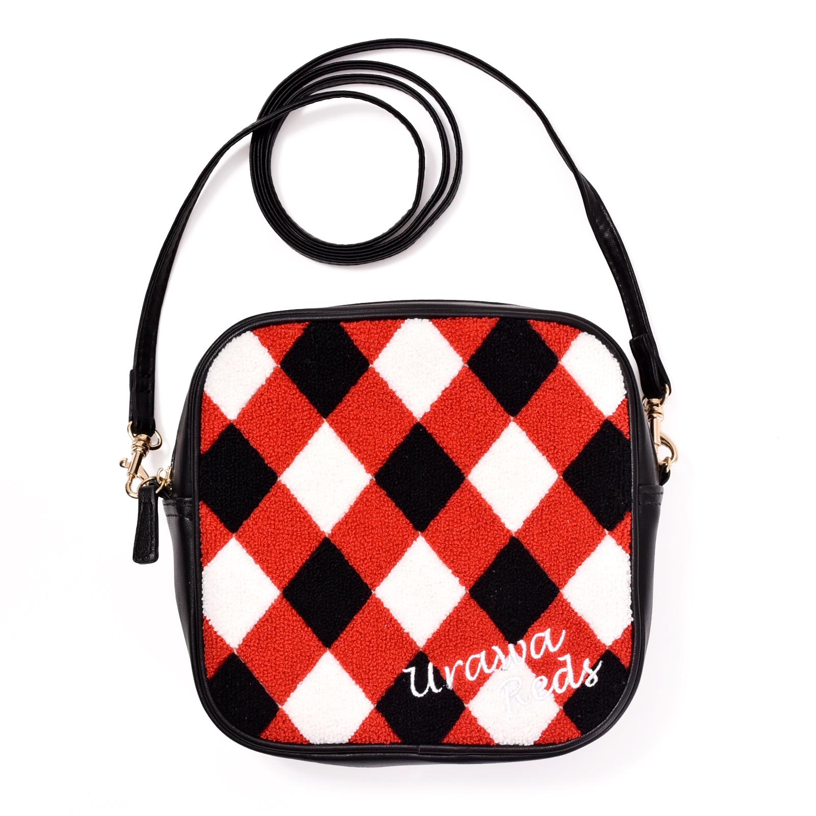 サガラ刺繍ショルダーバッグ