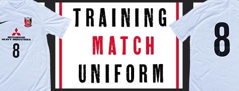 2019トレーニングマッチユニフォーム